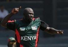 Thomas Odoyo Kenya
